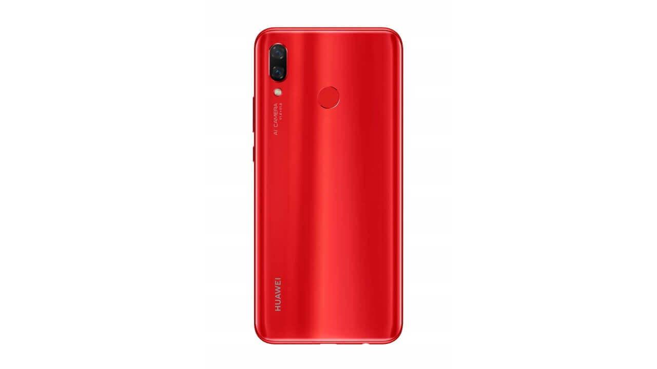 AIプロセッサ搭載「Huawei nova 3」が発売