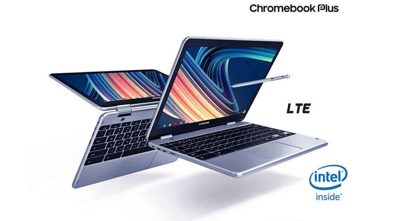 Samsung、「Chromebook Plus(V2)」LTEモデルを米国で11月2日に発売