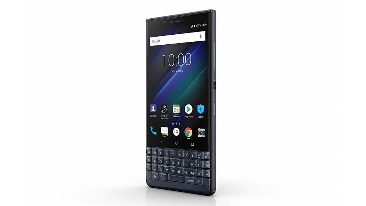 米Amazonが「BlackBerry KEY2 LE」を一気に$130値引き