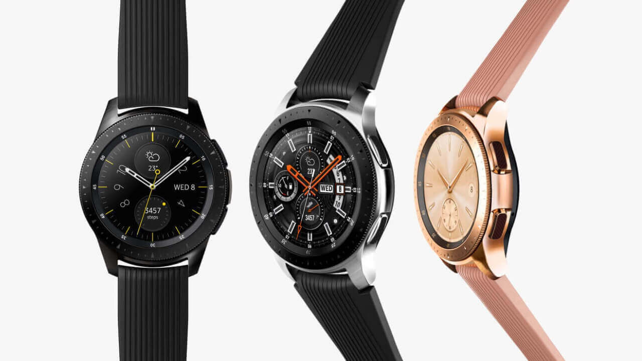 1ShopMobileに「Galaxy Watch」が入荷