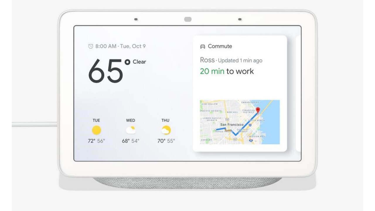 米Home Depotが「Google Home Hub」をいきなり$50引き