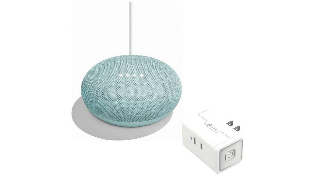 ビックカメラ、「Google Home Mini」+スマートプラグを実質5,000円以下で販売中