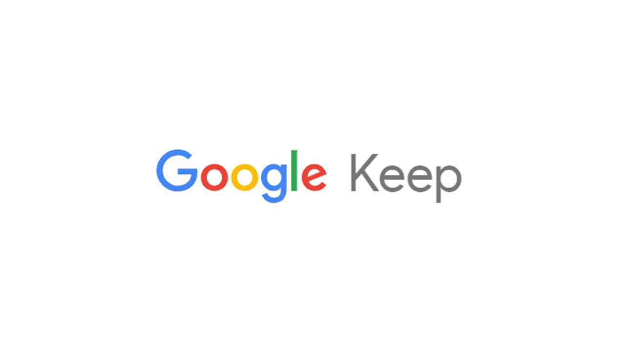 iOS版「Google Keep」が新マテリアルデザインに