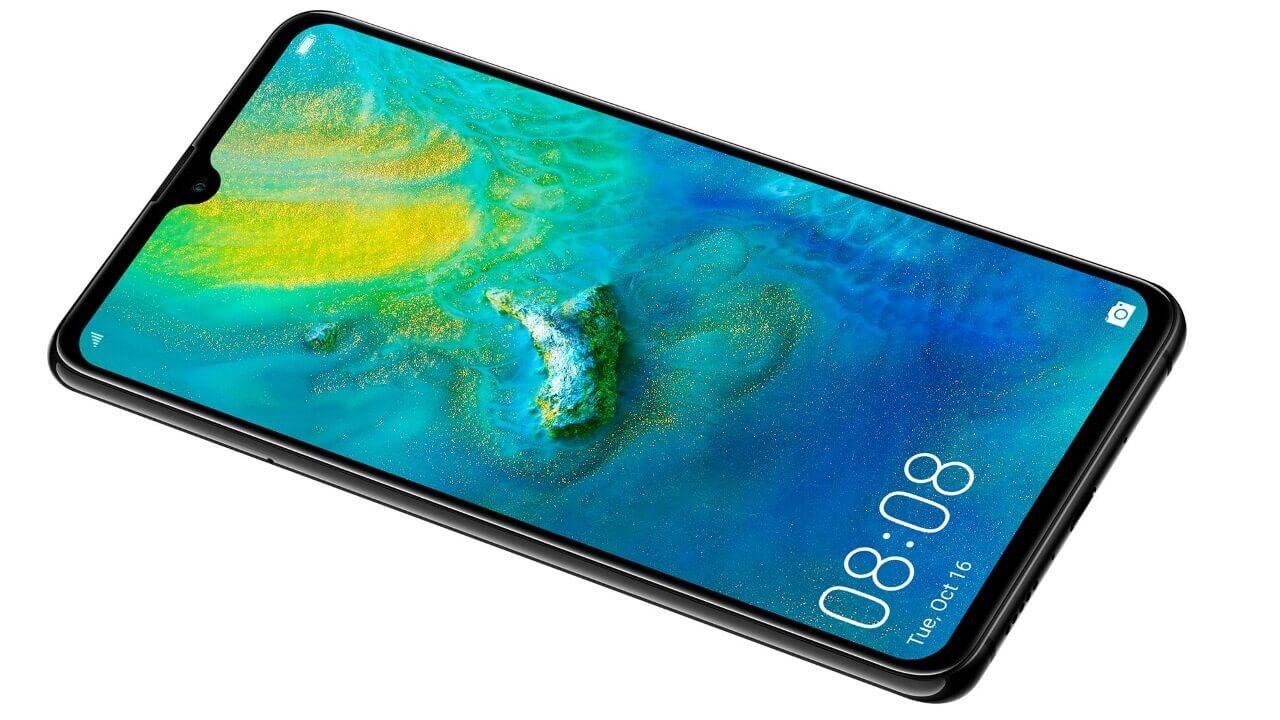 1ShopMobileに「Huawei Mate 20/20 Pro」が入荷