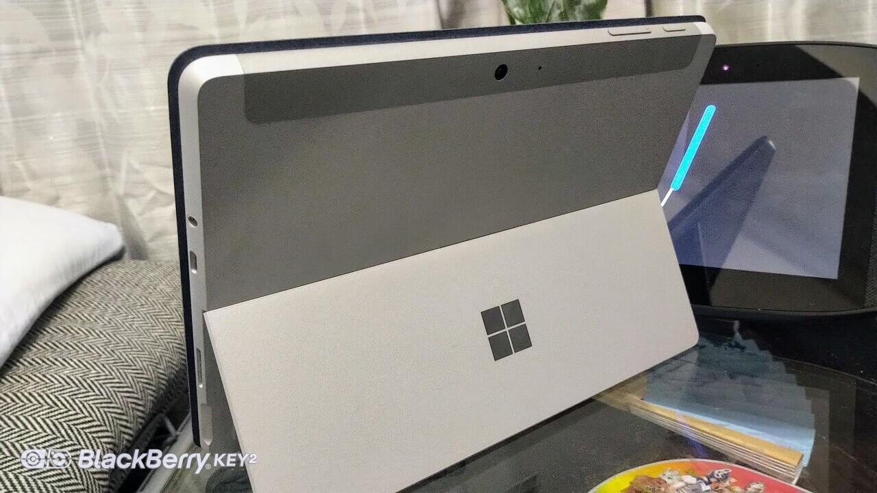 LTEをサポートした「Surface Go」がGCF認証取得、LTE Band 19サポート