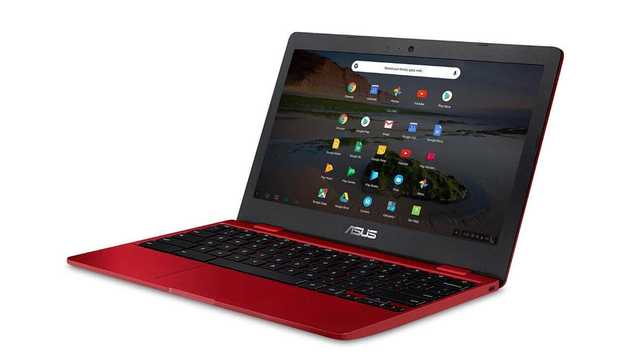 日本未発売「Chromebook C223NA」レッドがブラックフライデー時の超特価に逆戻り