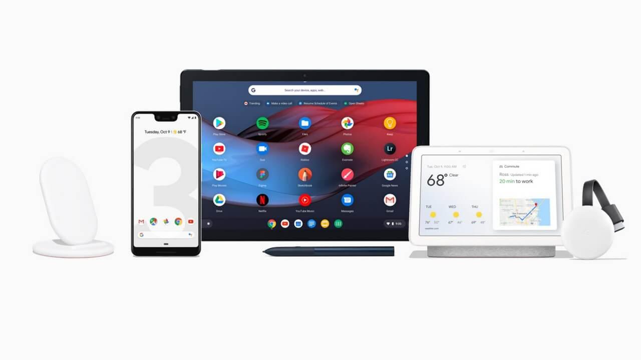 米Googleストアの「Pixel 3/3 XL」予約特典は日本ユーザーも一部対象?