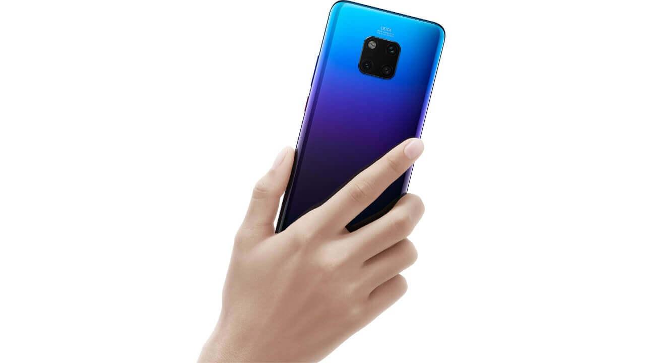 国内版「Huawei Mate 20 Pro」発表、11月30日発売