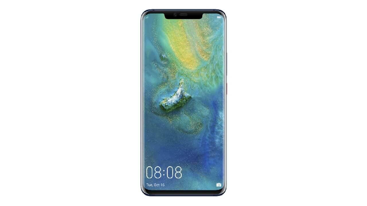 「Huawei Mate 20 Pro」が国内で発売