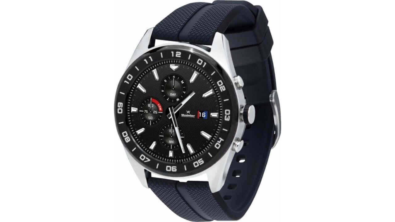 米AmazonでもWear OS「LG Watch W7」が$200引きに、日本直送に対応【ブラックフライデー】