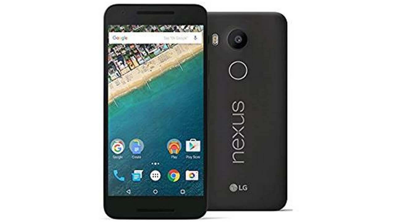 イオシス、ドコモ版「Nexux 5X」を超特価で大量販売