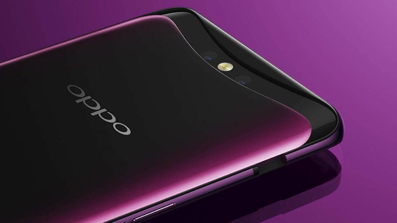 スライドカメラ&ハイスペック「OPPO Find X」国内発売
