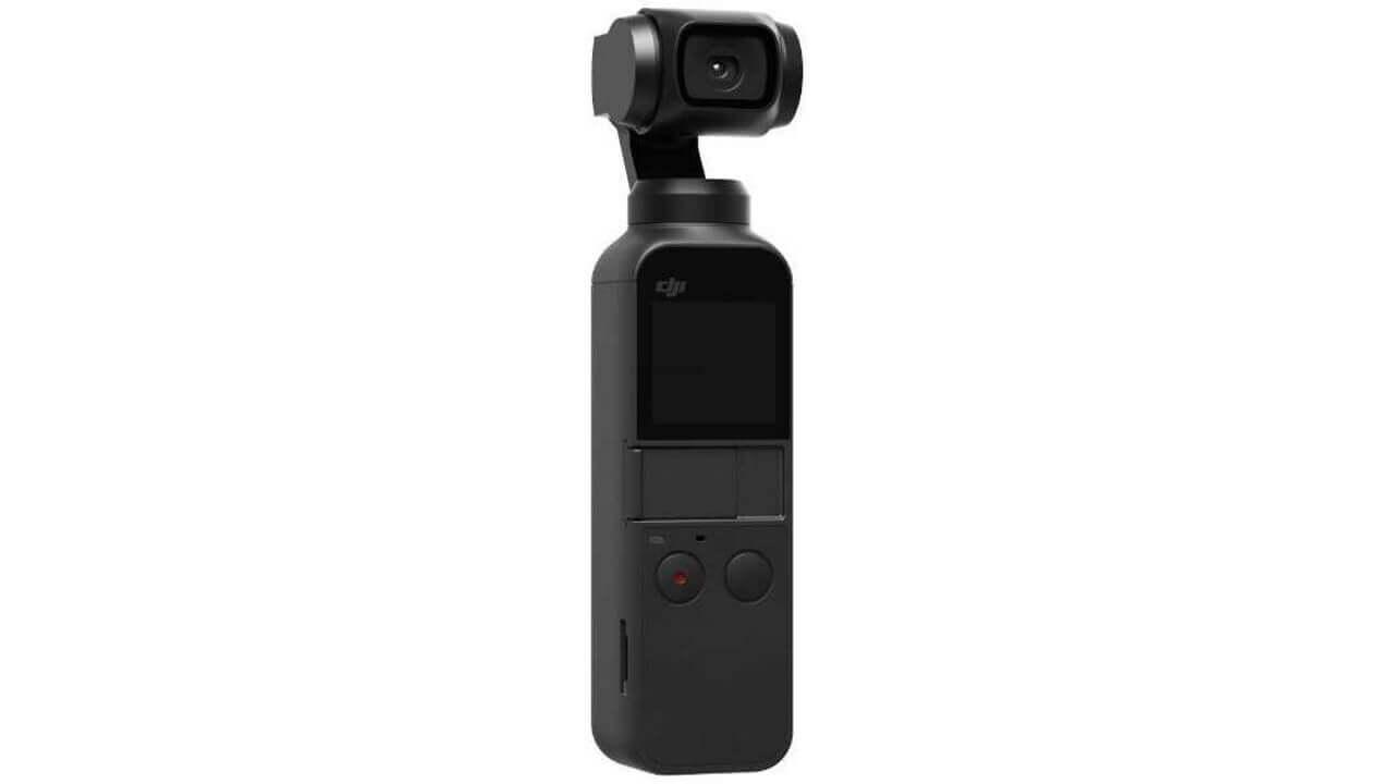 ビックカメラ、「Osmo Pocket」の価格を改定して予約開始