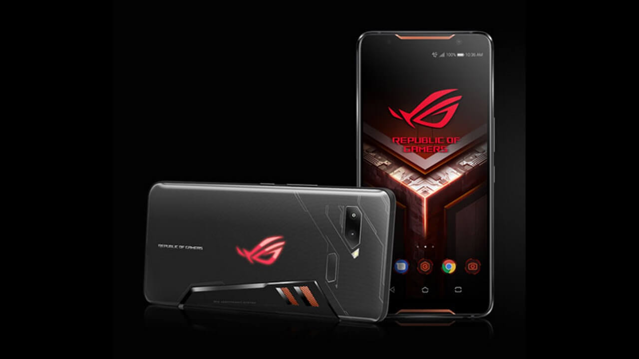 ASUS、512GBストレージ搭載国内版「ROG Phone」を11月23日に発売