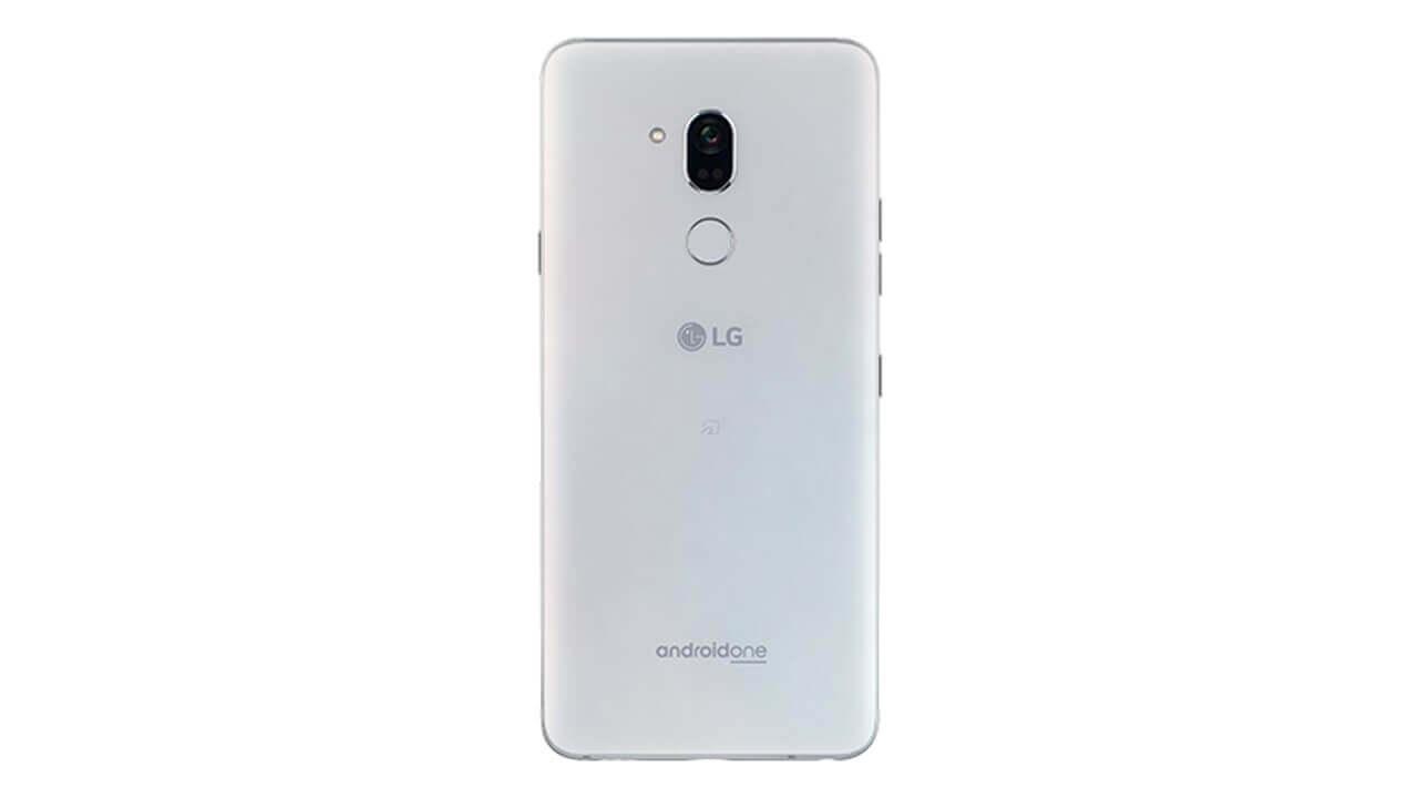ワイモバイル、初のLG製「Android One X5」を12月13日に発売