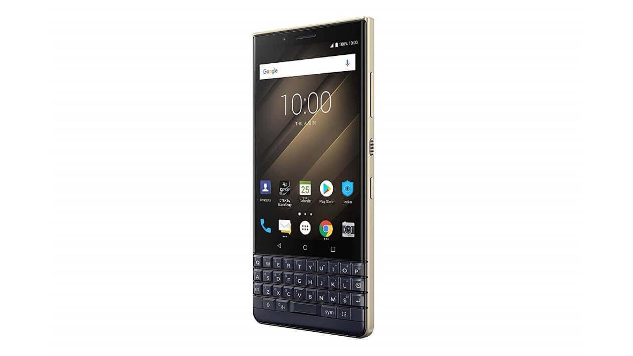 「BlackBerry KEY2 LE」直輸入するならイタリアAmazonが熱い、19%引き