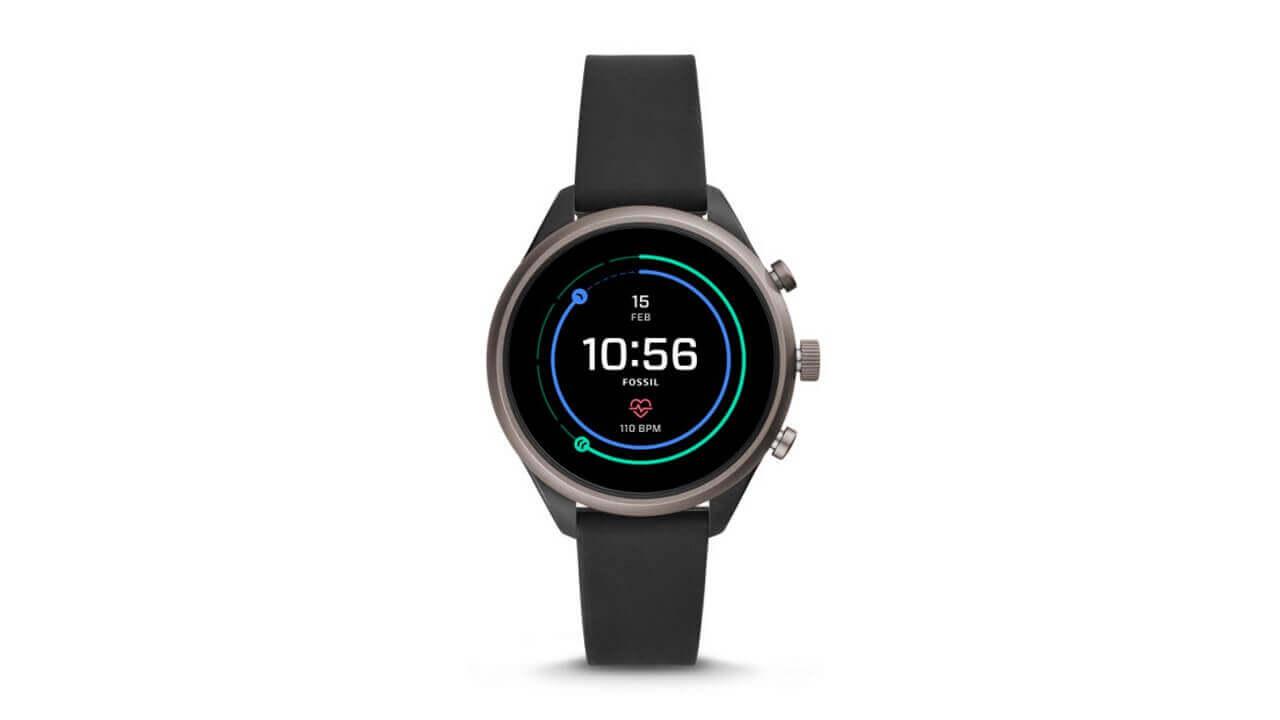 Wear OS「Fossil Sport」一部モデルが英Amazonで大特価&直輸入可能