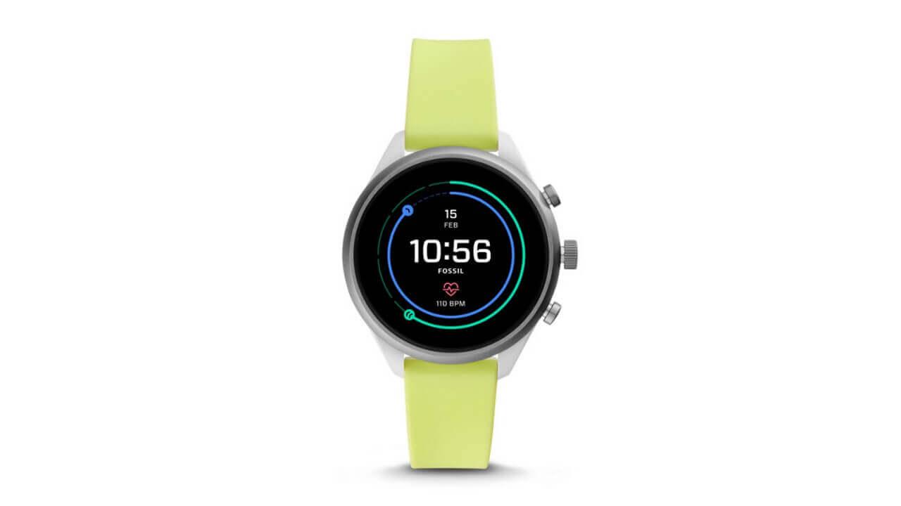 Wear OS「Fossil Sport」、Amazonでは一部モデルが更なる超安価に