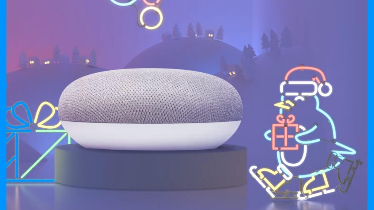 ビックカメラ、「Google Home Mini」を半額に【12月25日まで】