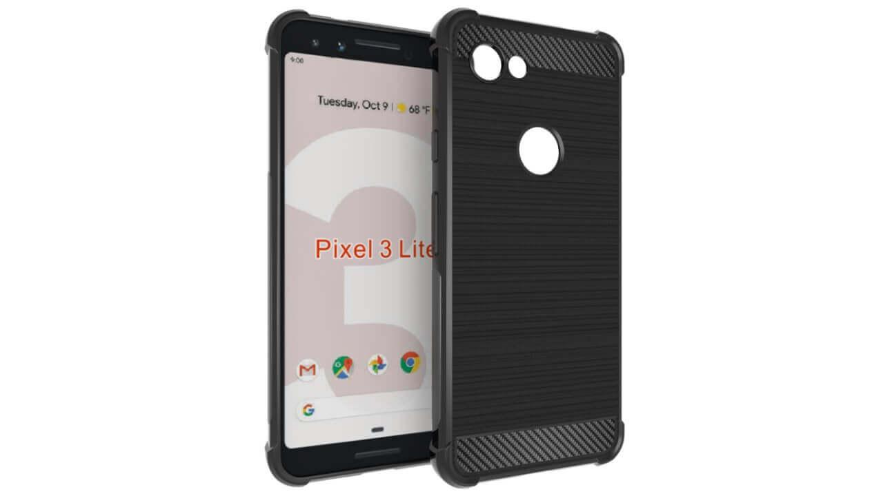「Pixel 3 Lite」用ケースが出回り始める