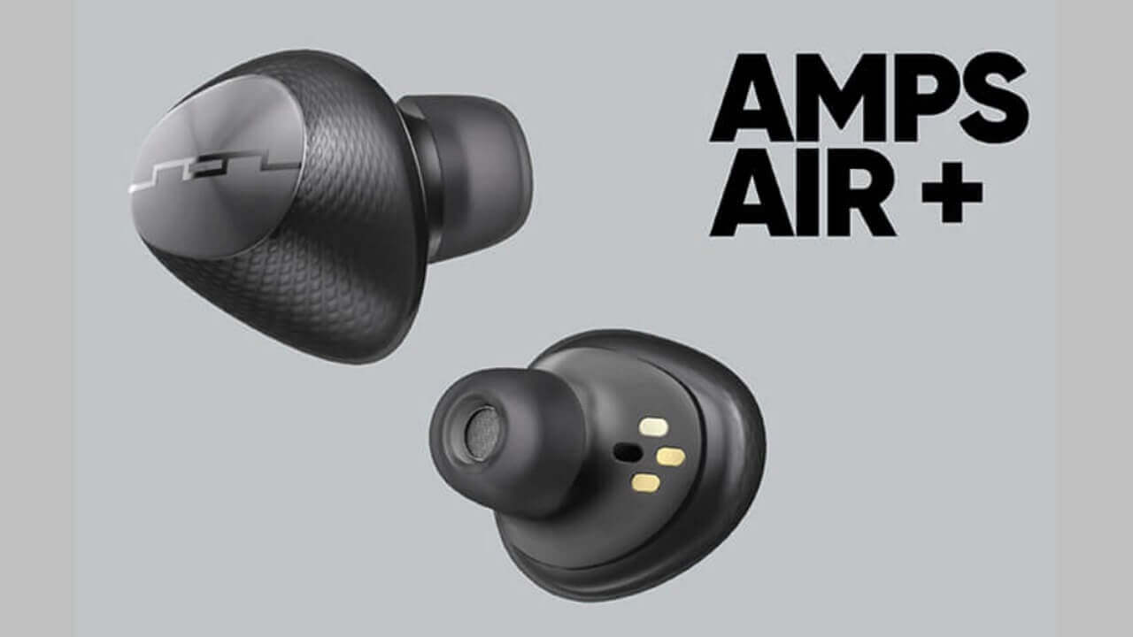 SOL REPUBLIC「Amps Air+」発表、技適有り【CES 2019】
