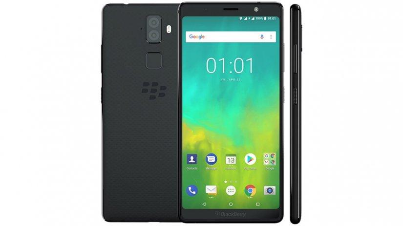 1ShopMoibleが18:9ディスプレイ搭載「BlackBerry Evolve」を取り扱い開始