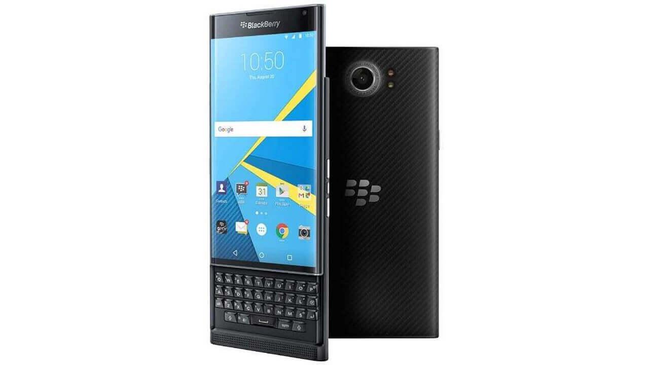 ビックカメラ、国内版「BlackBerry Priv」を超特価で販売