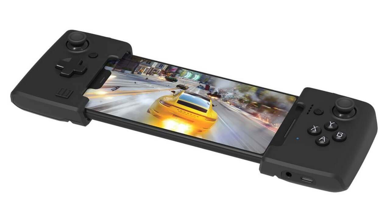 Pixel 3用ゲームコントローラー「Gamevice Controller」がようやく再販