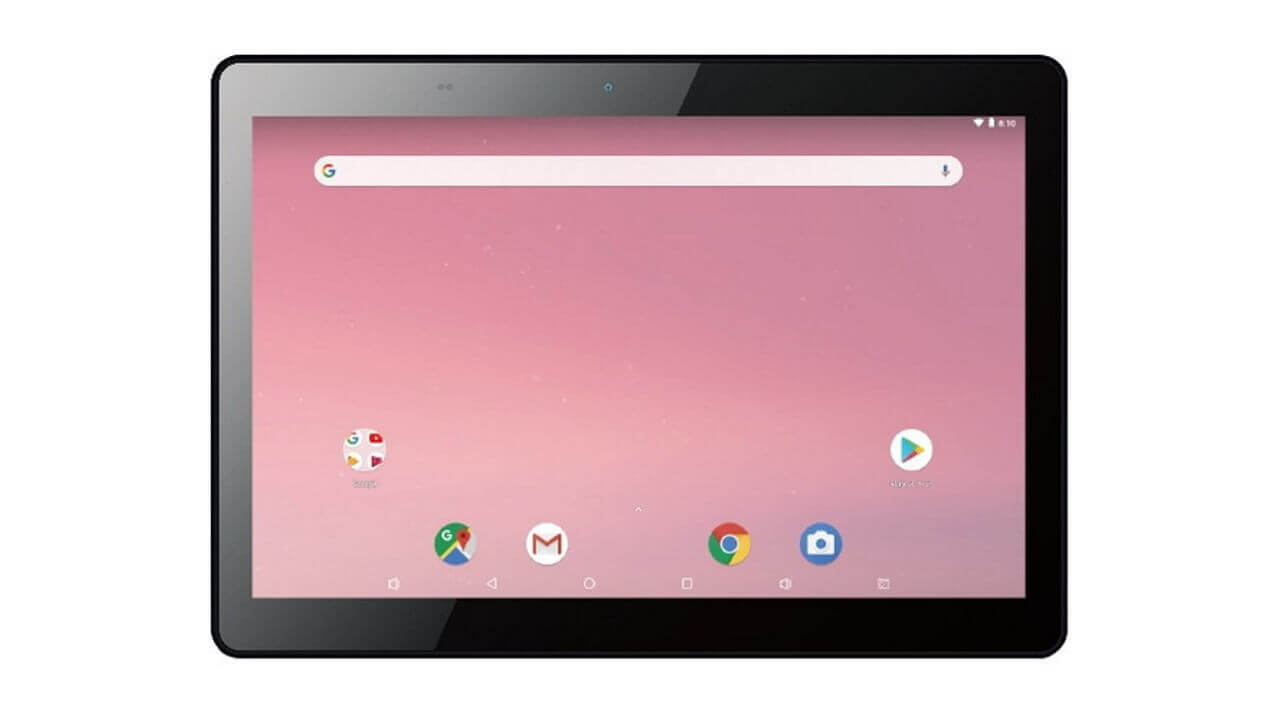 Android 8.1タブレット「KEIAN KI-R10」発売