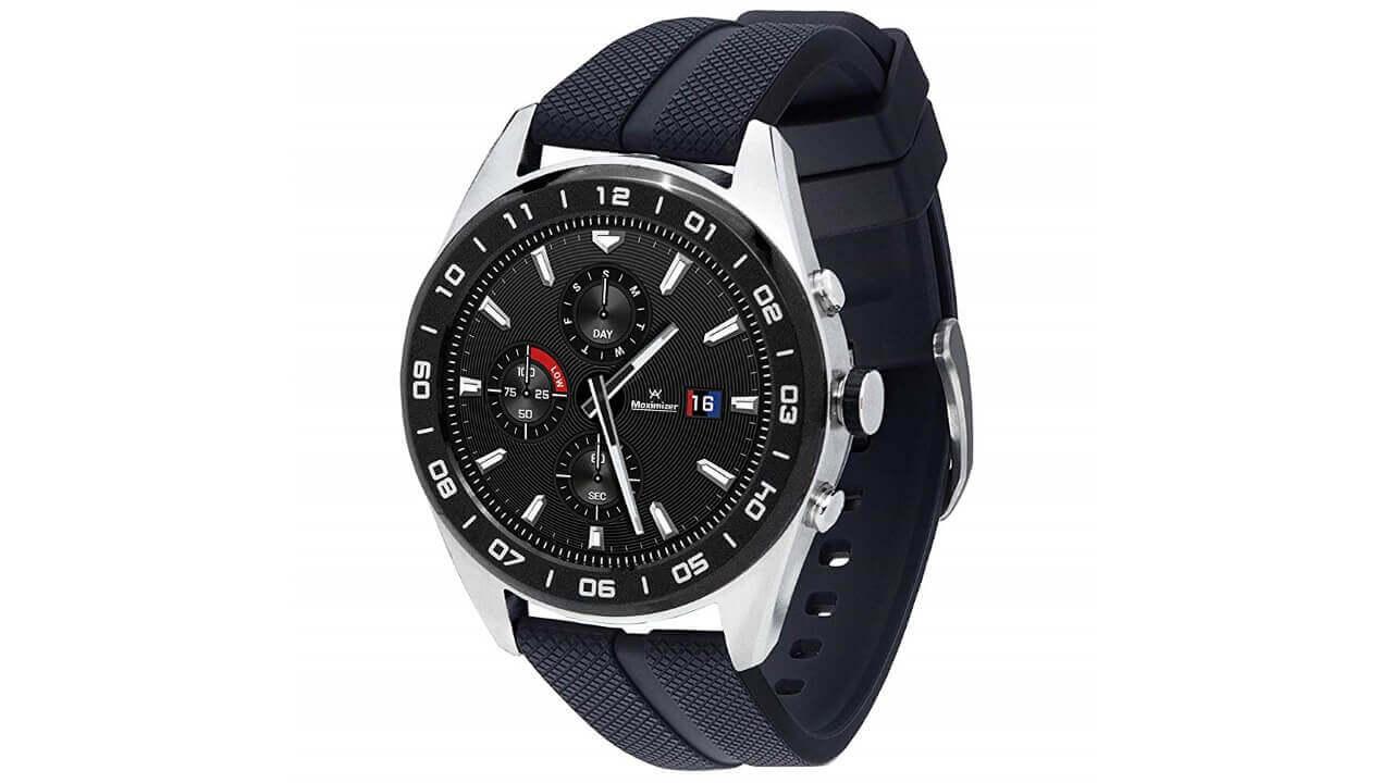 ハイブリッドWear OS「LG Watch W7」が米Amazonで49%引きに