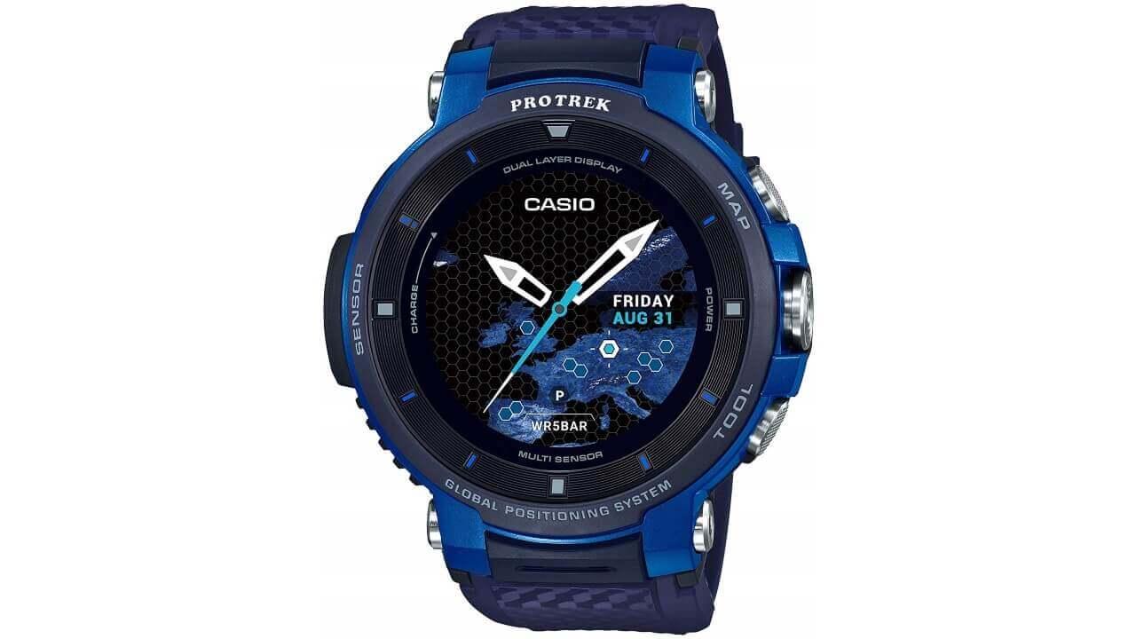 カシオ製新型Wear OS「PRO TREK Smart WSD-F30」、Amazonで実質14,000円引き