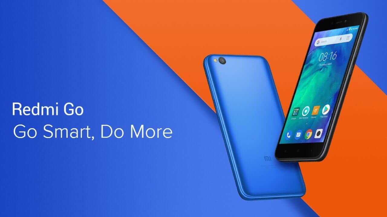 GearBest、100台限定で「Xiaomi Redmi Go」を19%引き