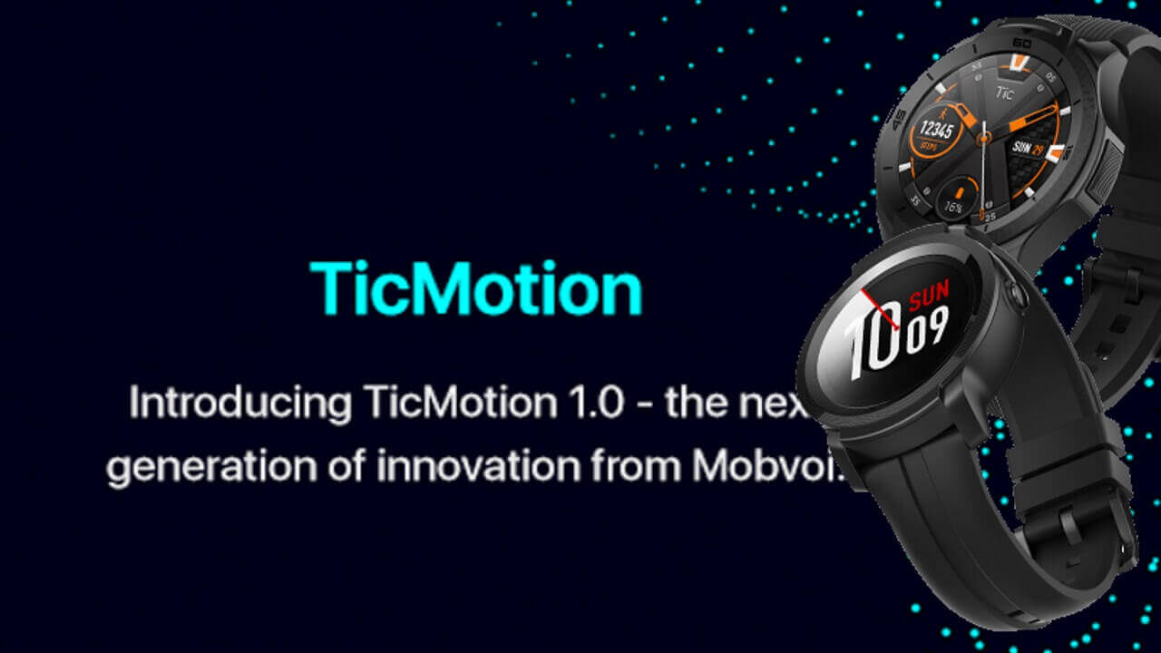 TicWatch S2/E2に搭載されるAIアルゴリズム「TicMotion」とは