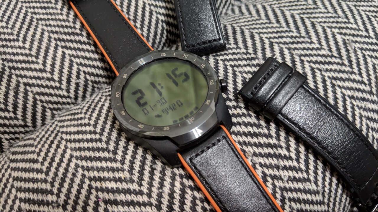 「Ticwatch Pro」用限定交換バンド【レビュー】