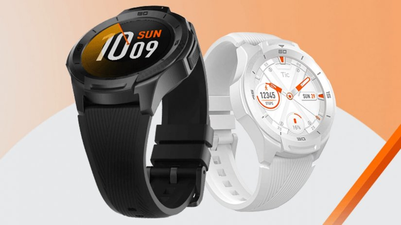新型Wear OS「TicWatch S2/E2」発売、米Amazonから直輸入可能
