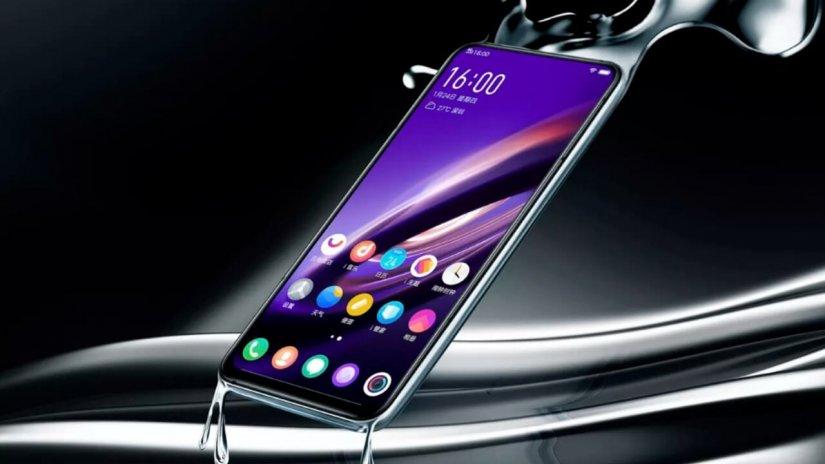 12GB RAM搭載の次世代スマートフォン「Vivo Apex 2019」公開