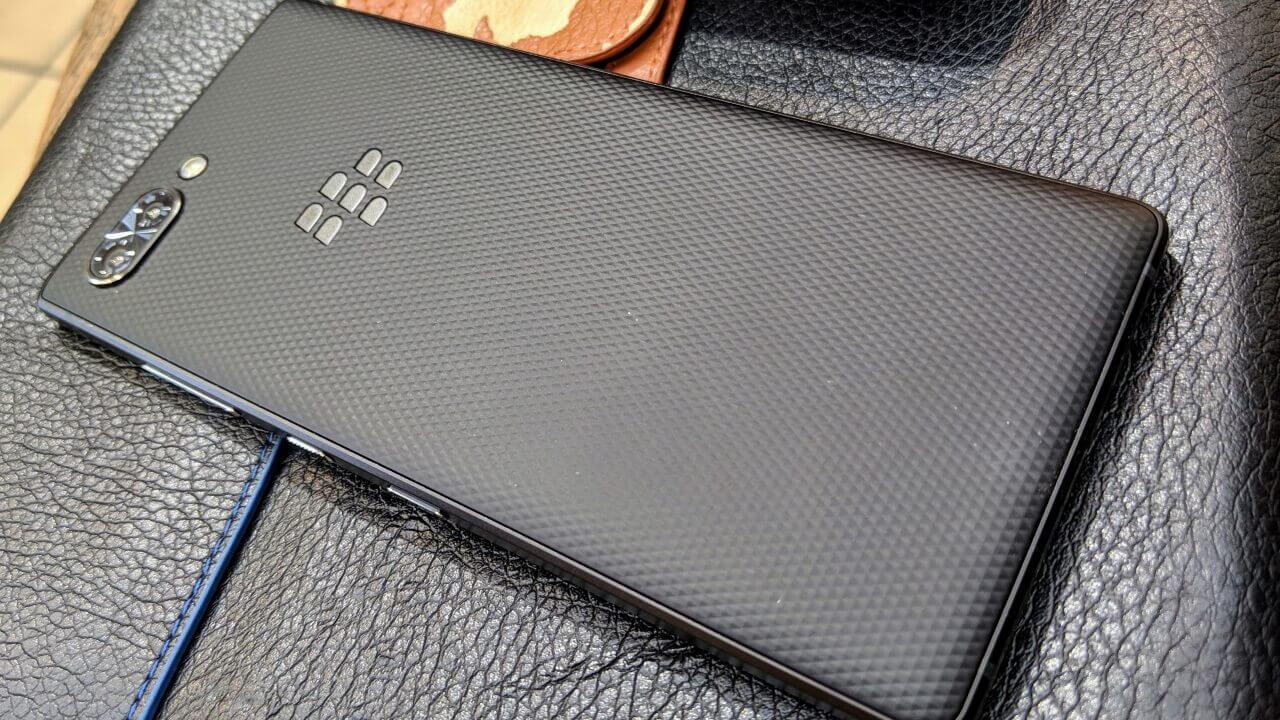 イオシス、国内版「BlackBerry KEY2」を10,000円引きで販売