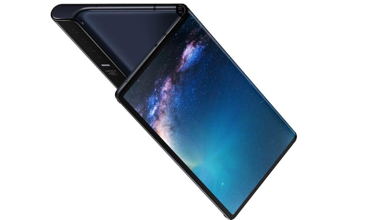 フレキシブルディスプレイ搭載超ハイスペック「Huawei Mate X」発表【MWC 2019】