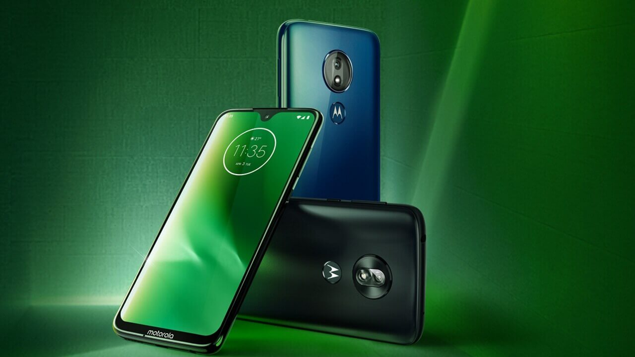 第7世代「Moto G7/G7 Plus/G7 Play/G7 Power」正式発表