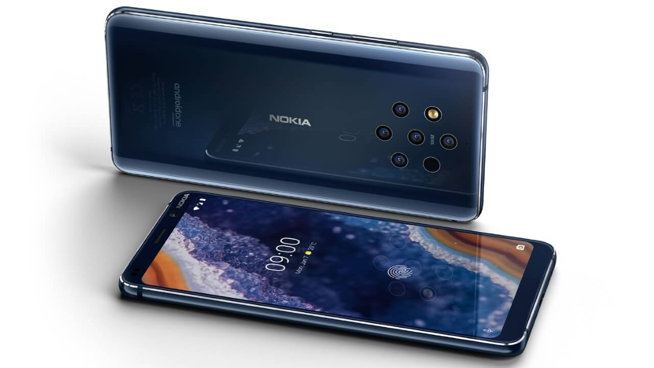 「Nokia 9 PureView」英国で予定通り発売