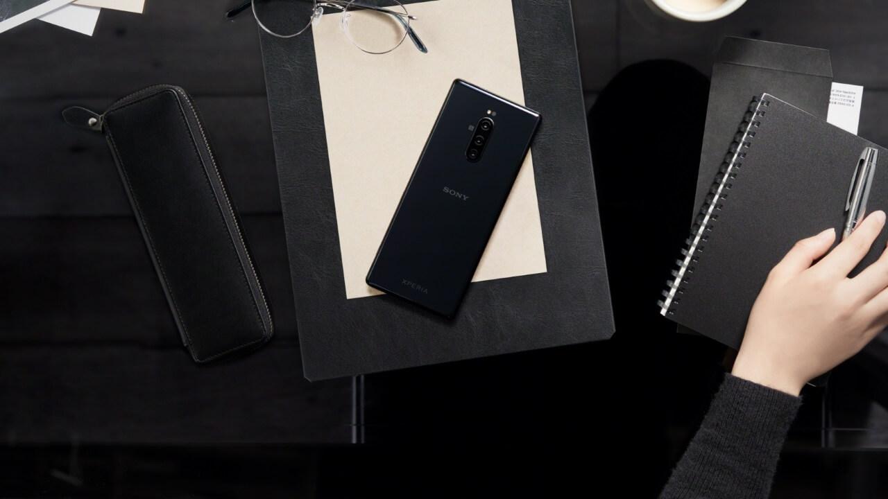 Sony Mobile、4K OLEDディスプレイとトリプルカメラを搭載した「Xperia 1」正式発表【MWC 2019】