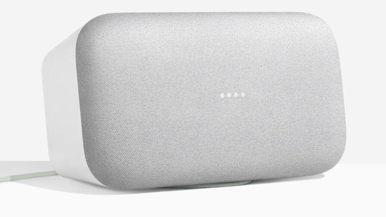 米Googleストアで「Google Home Max」が更に$30引き