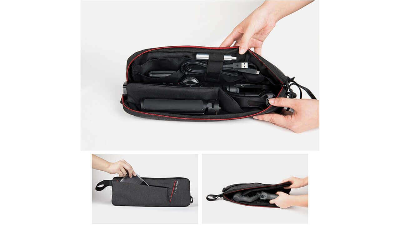 セキド、「Osmo Mobile 2」用2WAYバッグを1日限定超特価に