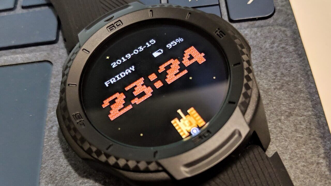 Mobvoi、Wear OS TicWatch用ウォッチフェイスをGoogle Playで多数配信開始