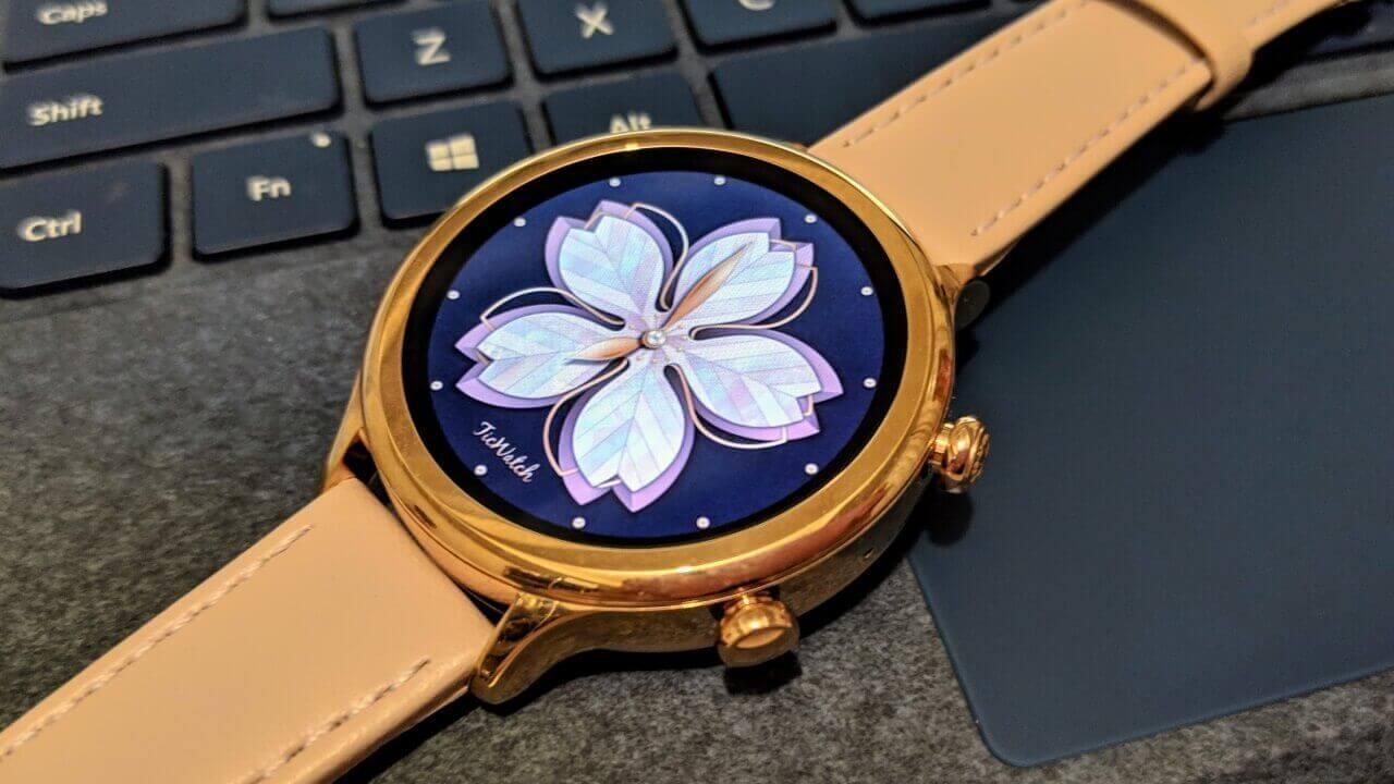 Wear OS「TicWatch C2」が15%引き【3月22日限定】