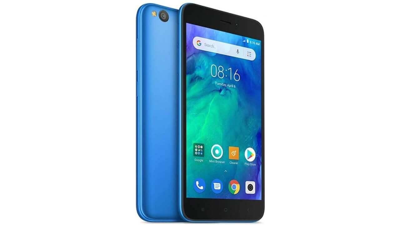 米Amazon、安価な「Xiaomi Redmi Go」直輸入可能に