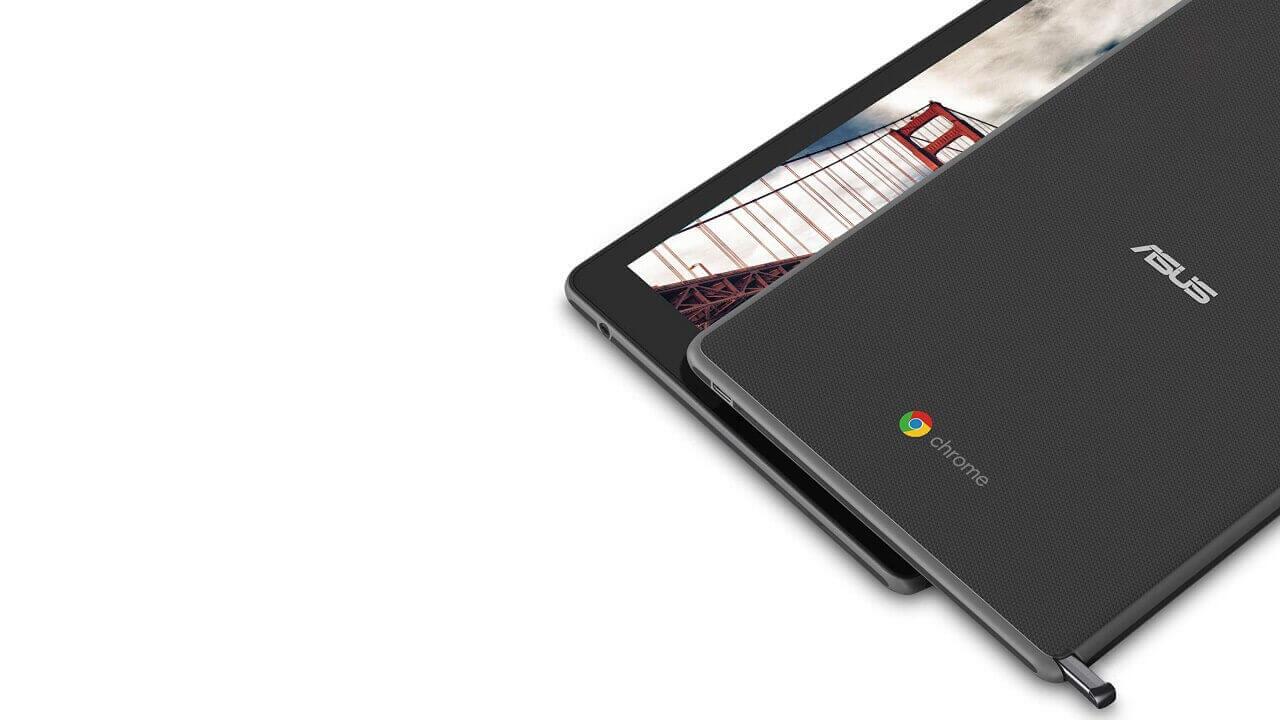 「ASUS Chromebook Tablet CT100」が米Amazonで予約開始、日本直送にも対応