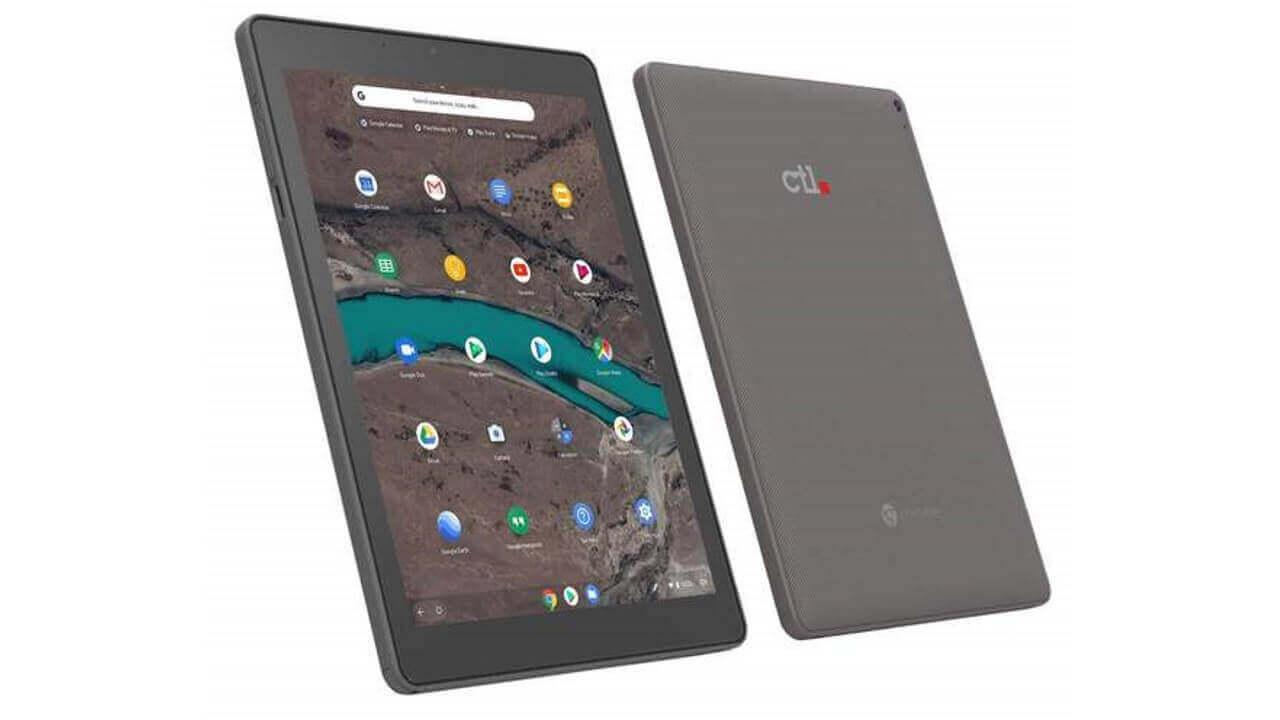 「CTL Chromebook Tab Tx1」ebayから直輸入可能に