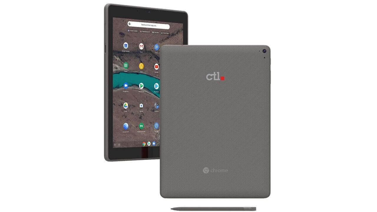「CTL Chromebook Tab Tx1」が米Amazonで発売