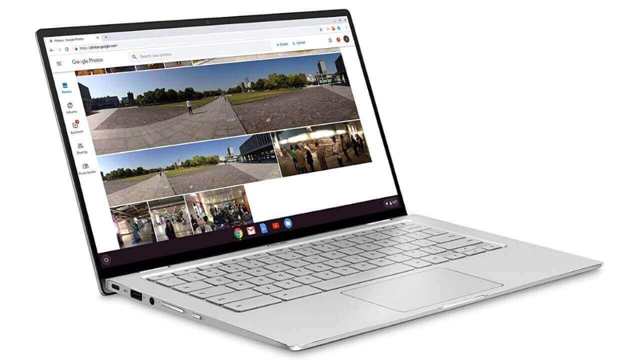 米Amazonで「Chromebook Flip C434」発売